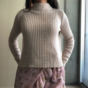 H&M Divided Ribbed Sweater